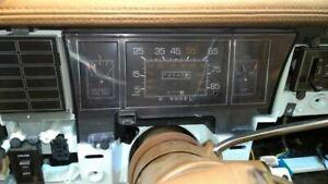 Speedometer Cluster Fits 1980 TORONADO 772559