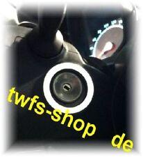 D Ford Fiesta JA8 08- Chrom Ring für das Zündschloß   - Edelstahl poliert