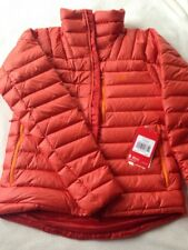 The North Face Men's Morph Down Jacket Tibetan Orange Large XS $249 NWT