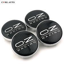 """4x  OZ RACING 61mm/ 55mm Wheel Center Cap For MSW TYPE 25 15x6"""" Rim"""