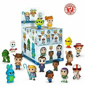 Disney Pixar Toy Story 4 Funko Character Mystery Minis Figure Vinyl Series 1
