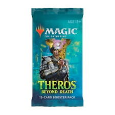 *Magic MtG - Theros Beyond Death - 10x Booster - English / OVP / Sealed