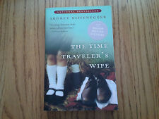 The Time Traveler's Wife by A. Niffenegger paperback book