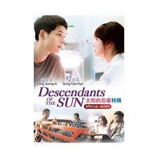 Descendants Of The Sun Special Series Korean Live Action Drama DVD + English Sub