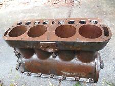 Original 1917 Model T Ford Canadian engine block - engine number C135912