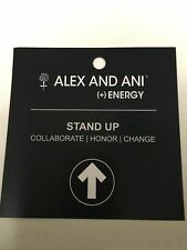 Alex & Ani Stand Up To Cancer RG CBD12SUTCRG