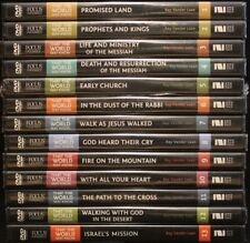 Faith Lessons Series Volume 1-13 SET That The World May Know Vander Laan NEW DVD