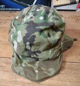 MTP COLD WEATHER GORETEX MVP COMBAT CAP HAT - Sizes , Fleece lined, medium
