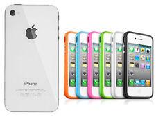 Étuis, housses et coques simples iPhone 4 pour téléphone mobile et assistant personnel (PDA) Apple