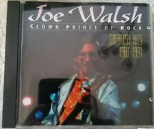 Joe Walsh Clown Prince of Rock Greatest Hits '81-91 Live Recordings in USA