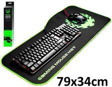 Alfombrilla Para Ratón Teclado Gaming Videojuegos Antideslizante waterproof XXL