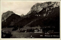 Hintersee Bayern Berchtesgadener Land 1935 Reiteralpe Verlag Ottmar Zieher See