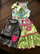 New listing girl dog clothes small dresses