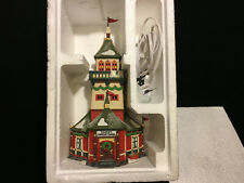 Dept. 56 Santa's Lookout Tower North Pole Series 1993