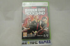 GREEN DAY ROCK BAND XBOX 360 NEUF SOUS BLISTER (vendeur pro)