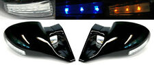 Chevy S10 Blazer GMC Jimmy Sonoma M3 LED Front Power Door Side Mirrors Pair