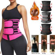 Fajas Reductoras Colombianas Abdomen Fat Burned Body Shaper Women Waist Trainer