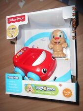 New and sealed Fisher price musical car set laugh and learn
