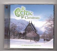 (IY13) Celtic Christmas, 22 tracks various artists - 2000 CD