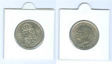 Schweden  5 Kronen  prägefrisch aus KMS  (Wählen Sie zwischen: 1972 und 1973)