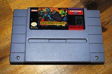 Jeu SUPER GHOULS'N GHOSTS pour Super Nintendo version NTSC (US)