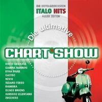 DIE ULTIMATIVE CHARTSHOW-ITALO HITS 2 CD NEUWARE