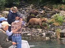 Alaska Halibut / Salmon Flyout fishing trip w/ Lodging, 6 nights and 4 charters