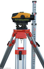 Northwest Ncl 26x Auto Level Package With Tripod Amp Level Rod