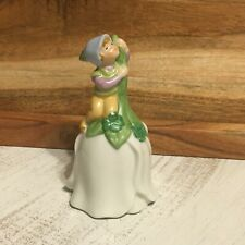 Vintage Avon Good Luck Bell/1983/New In Box (Nib)/St. Patrick's Day Decoration