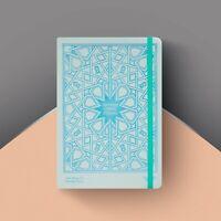 Ramadan Legacy Planner -  Paradise Green Edition - Islamic Journal Diary Eid