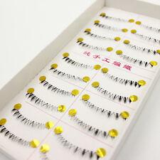 Natural Handmade Under Lashes False Eyelashes Lower Bottom Eye Lashes F14