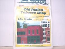Ho Rix Smalltown Kit Old Indian Tobacco Shop Still sealed & never opened