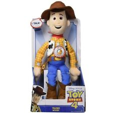 Toy Story 4 Talking Woody Plush Toy - 21255