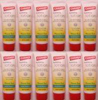 Carmex Hydrating Lotion Pleasant Scent, Aloe & Vitamin E 1 oz (LOT OF 12)