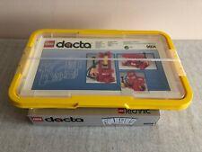 RARE. Lego 9604 Dacta Technic Pneumatic Set. B/N With Sorting Tray