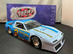 Action G&G Tracking Mark Martin 1983 Pontiac Firebird Xtreme NASCAR 1/24 Diecast