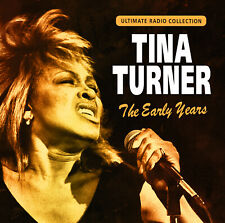 TINA TURNER New Sealed 2019 LIVE EARLY CAREER CONCERT PERFORMANCES CD