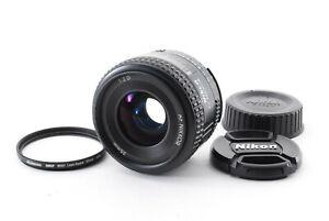 NIKON AF NIKKOR 35mm f/2 D Wide Angle Lens From JAPAN【Excellent】738004