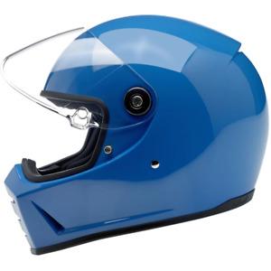 CLOSEOUT Lane Splitter ECE/DOT Helmet - Gloss Tahoe Blue