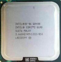 1PC Intel Core 2 Quad CPU Q8400 2.66GHz/4M/1333 LGA775 SLGT6