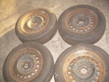 4 X Semperit 185/65R15 88T M+S DOT 4309 Mercedes W202 2024000002