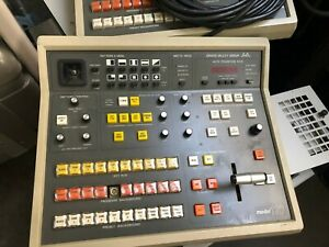 Grass Valley Control Panel Model 110