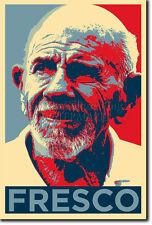 Jacque affresco Arte Foto Stampa (Obama Hope) POSTER regalo al progetto di Venere