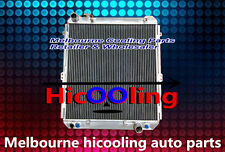 Aluminum radiator for TOYOTA HILUX SURF KZN130 1KZ-TE AT/MT 1993 1994 1995 1996