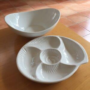 Assorted salad bowl/ tapas platter