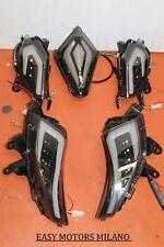 KIT 4- FRECCE ANTERIORE E POSTERIORE+FANALE STOP LED FUME YAMAHA T-MAX 530 12>16