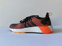 Adidas Questar BYD Men's Size 10.5 US Running Shoe Black White Solar Red DB1544