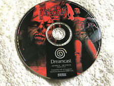 The House Of The Dead 2 / Disc Only / Sega Dreamcast Game