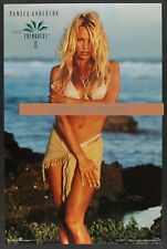 """Pam Anderson new cond Exc Orig.Vintage UK Poster Bustin Out // 23 x 33/"""""""