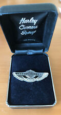 Harley Davidson Limited Edition 100 Year Anniversary Pin - Sterling Silver 925
